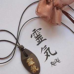 Therapeutic Reiki Kanji Pendant