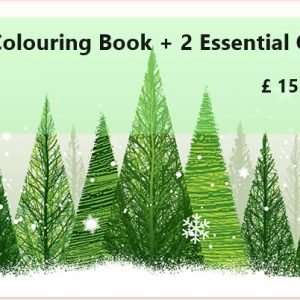 colouring book 2 essential oils