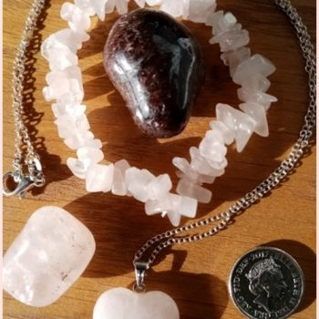 Heart - Crystal set
