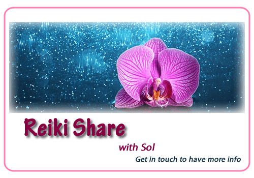 Reiki Share with Sol