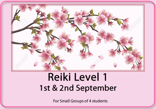 Reiki Level 1 course