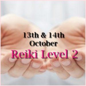 Reiki Level 2 course