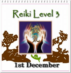 Reiki Level 3 course
