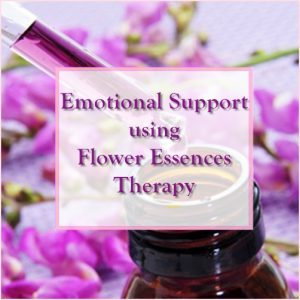 emotional support flower essences