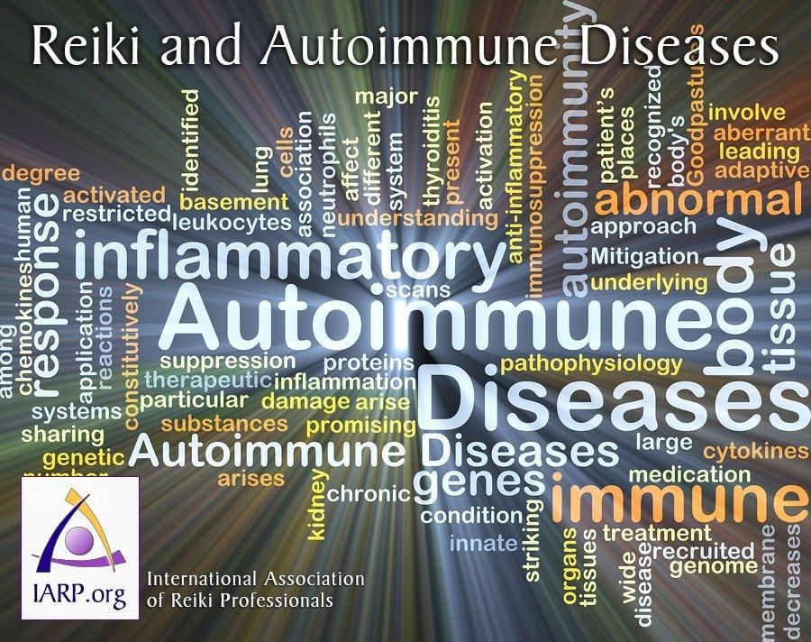 Using Reiki for Autoimmune Diseases