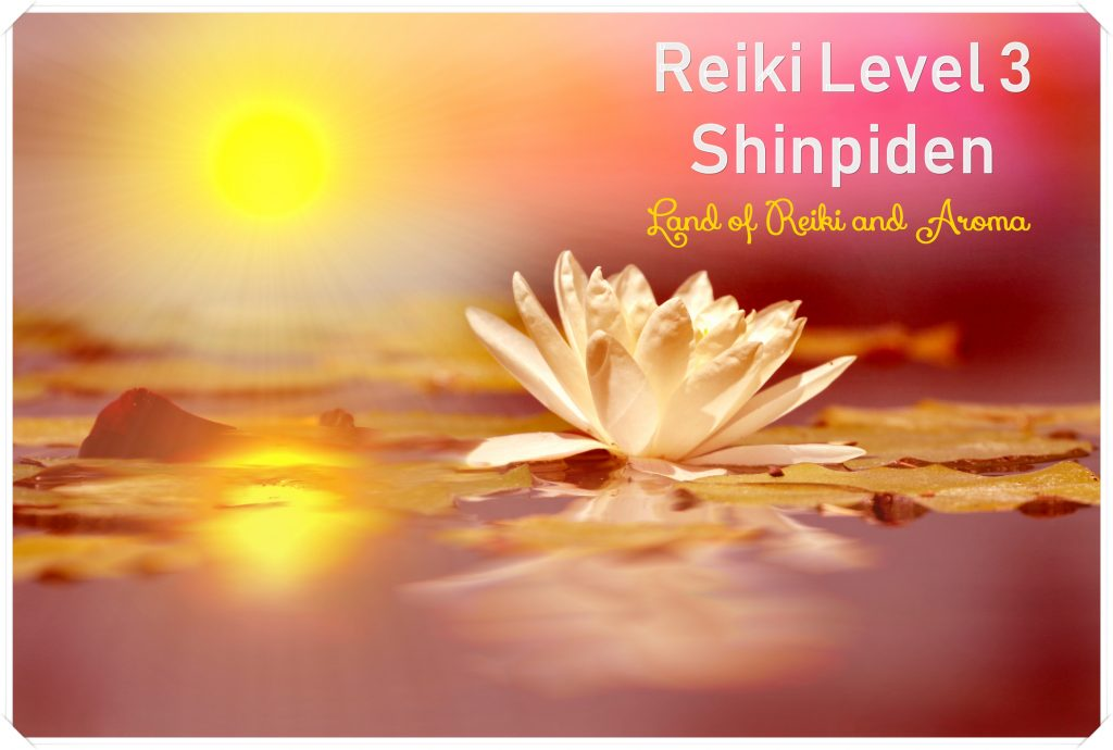 reiki level 3 shinpiden