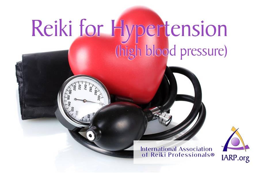 Can Reiki Help Lower High Blood Pressure?