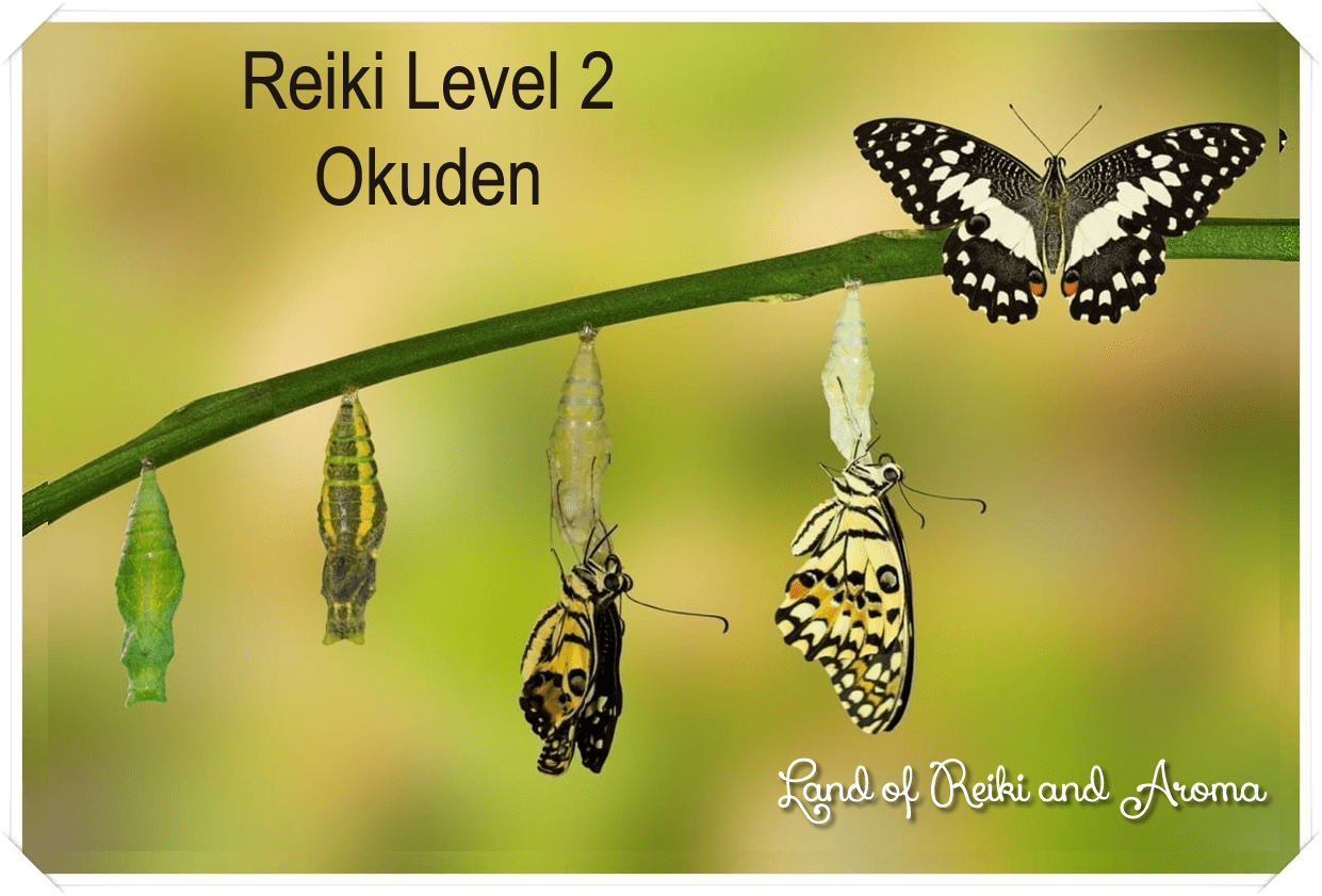 Okuden Reiki Level 2