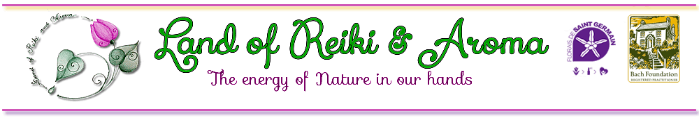 Land of Reiki & Aroma - Complementary Therapy