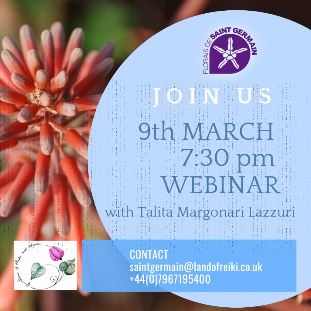 Flower Essences Free Webinar